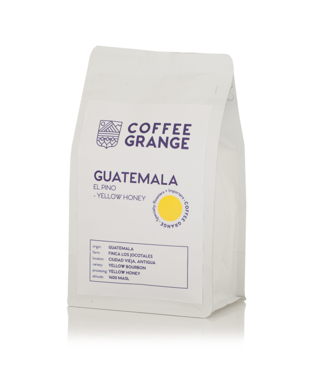 Guatemala El Pino - Yellow Honey 250g
